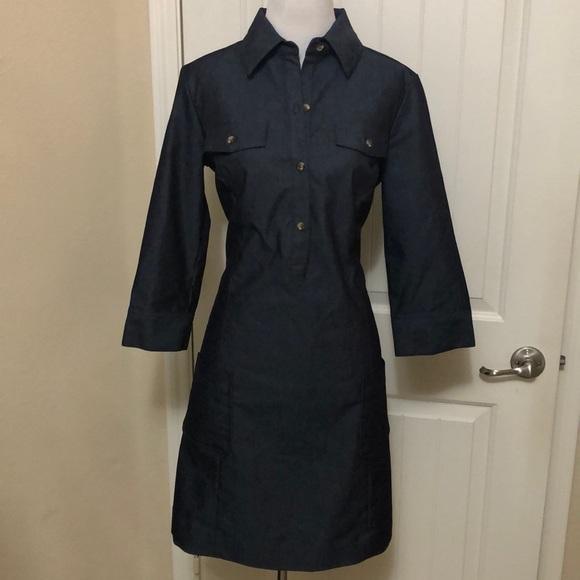 821211ef38c Isaac Mizrahi Dresses   Skirts - Isaac Mizrahi Denim Dress